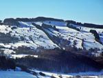 Skigebiet Arnsberg in der Rhön
