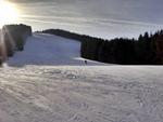 Skifahren auf dem Arnsberg in der Rhön